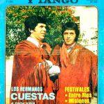 Tapa de Revista Folklore Nº 311