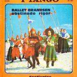 Tapa de Revista Folklore Nº 313
