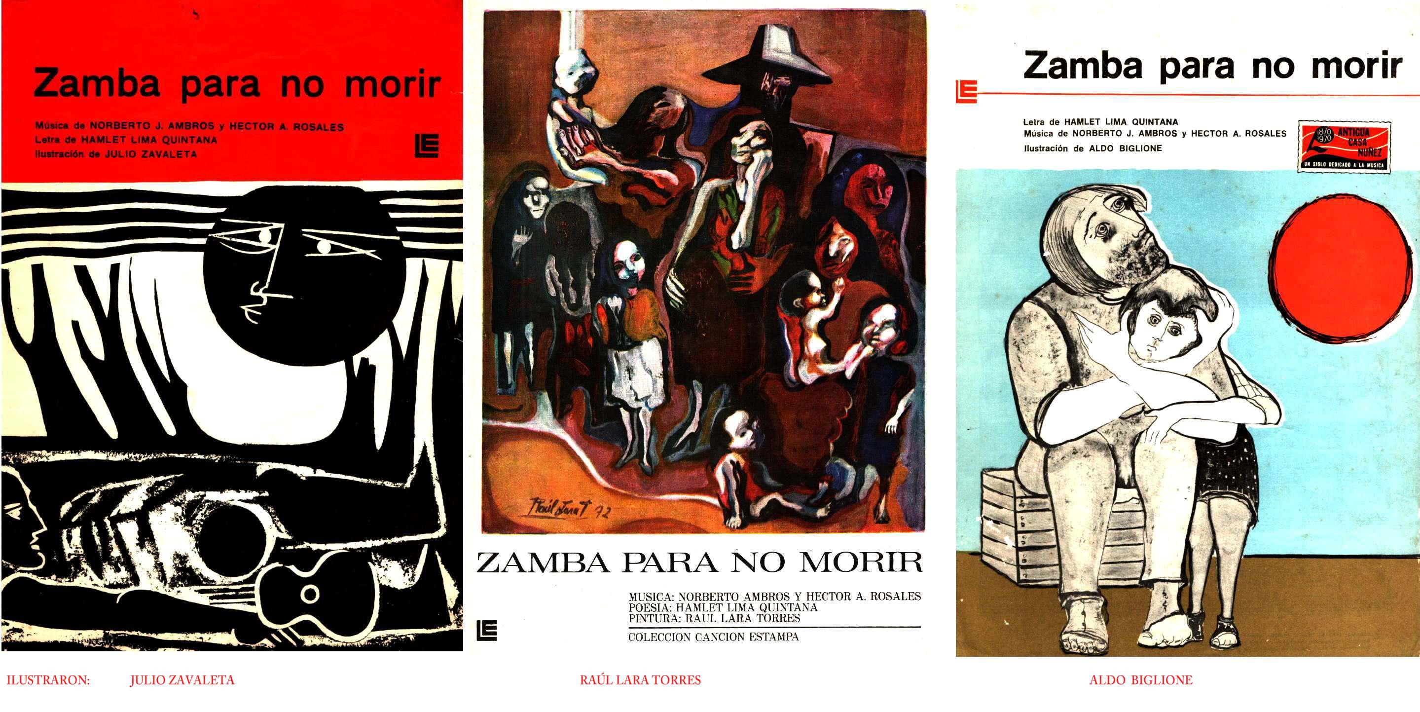 Zamba Para No Morir Revista Folklore