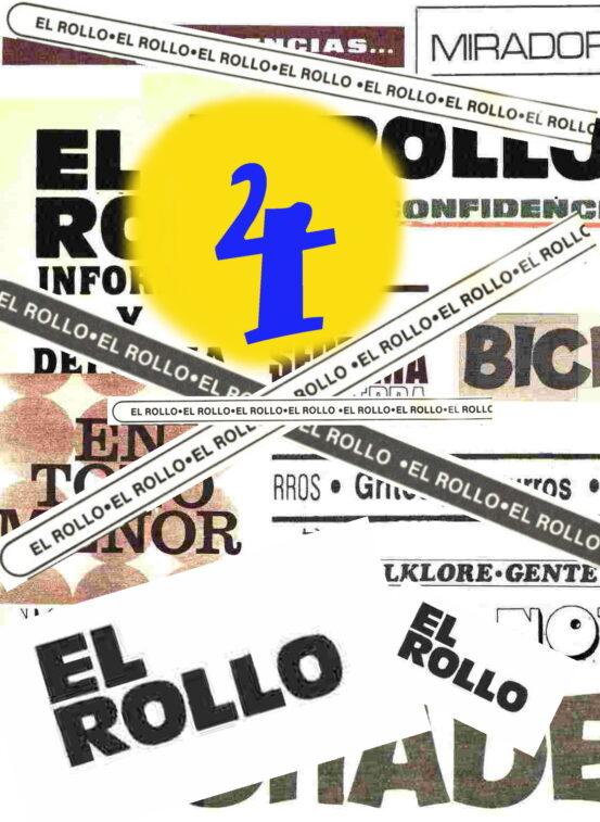 """Noticias Folkloricas : """"El Rollo"""" (y 4)"""