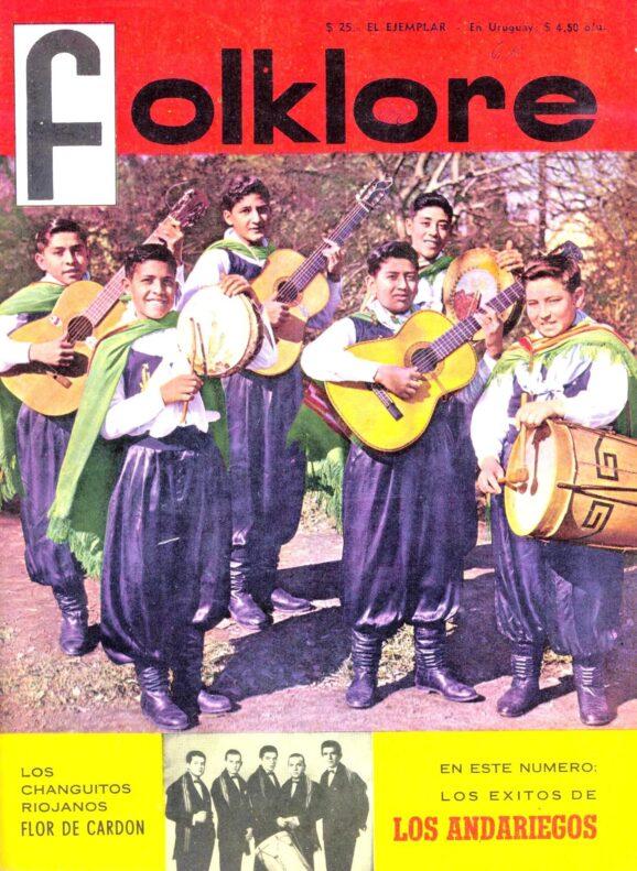 """Los Niños Riojanos """"Flor de Cardón"""""""